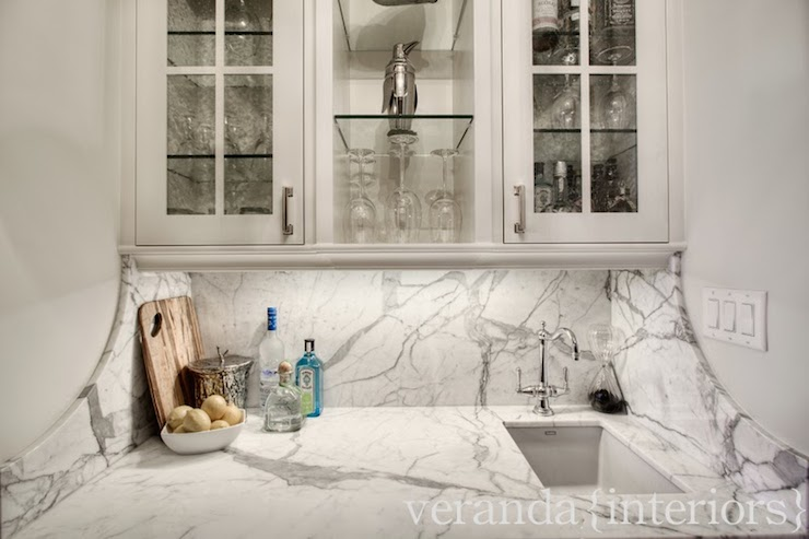 wet bar sink transitional kitchen veranda interiors. Black Bedroom Furniture Sets. Home Design Ideas
