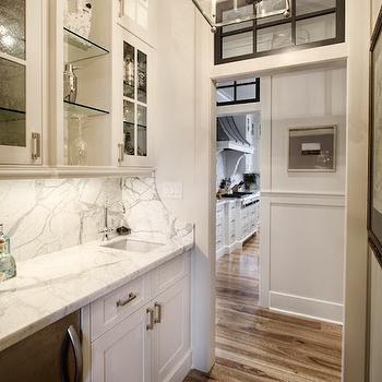 Butlers Pantry Sink, Transitional, kitchen, Veranda Interiors