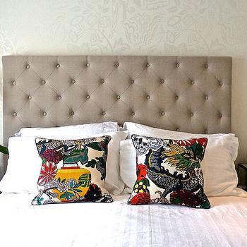 Mirrored Cabinets, Contemporary, bedroom, Porchlight Interiors