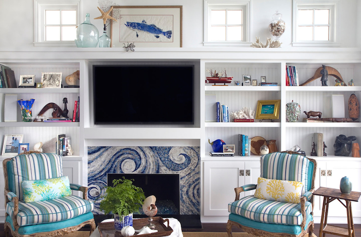 Super Living Room Built Ins Cottage Living Room Brittney Interior Design Ideas Tzicisoteloinfo
