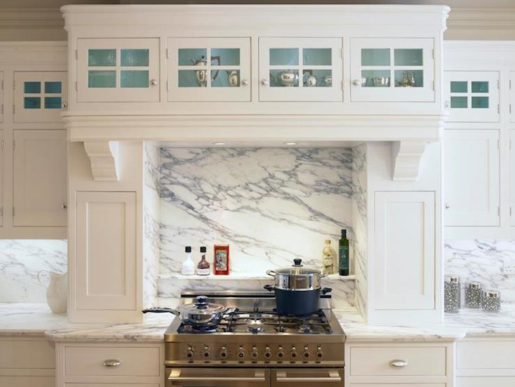 Stove Cabinets Transitional Kitchen Mccarron And Co