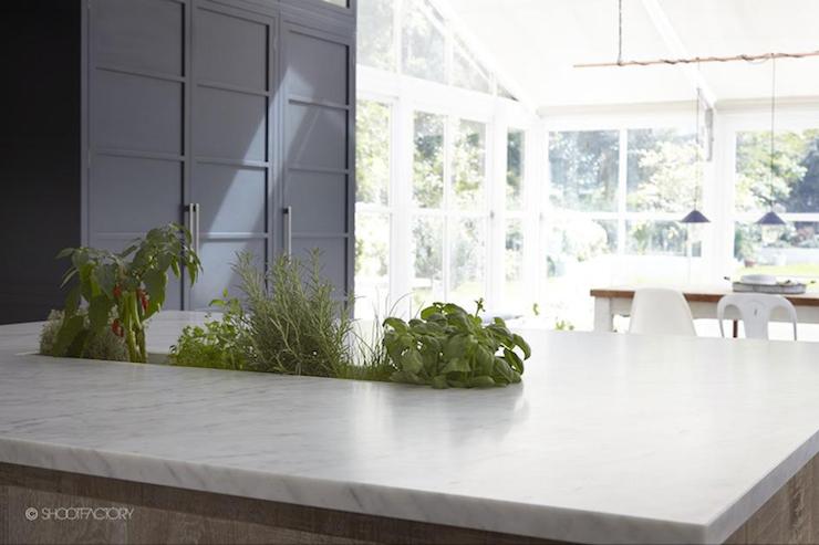 Kitchen Herb Garden - Eclectic - kitchen - Shoot Factory
