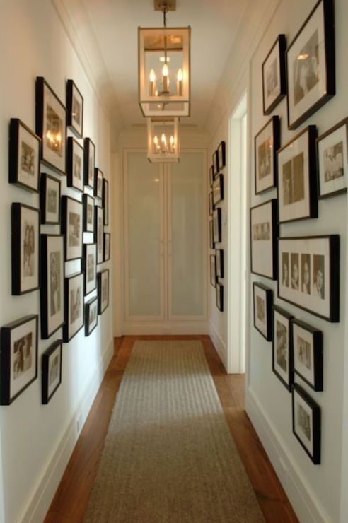 Hallway photo gallery traditional entrance foyer for Hallway photos