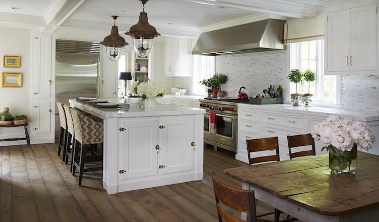 Admirable Farmhouse Kitchens Transitional Kitchen Brooks Falotico Download Free Architecture Designs Scobabritishbridgeorg