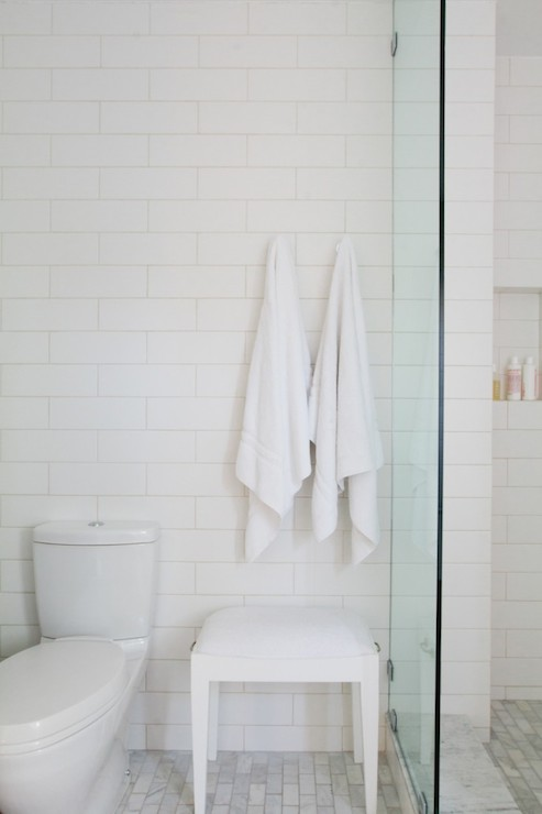 Unusual 12 X 12 Floor Tile Big 2 X 4 Ceiling Tiles Shaped 24 X 48 Ceiling Tiles Drop Ceiling 3X9 Subway Tile Youthful 6 X 24 Floor Tile Pattern Fresh6 X 6 Tiles Ceramic Arctic White Subway Tiles   Contemporary   Bathroom   Bestor ..