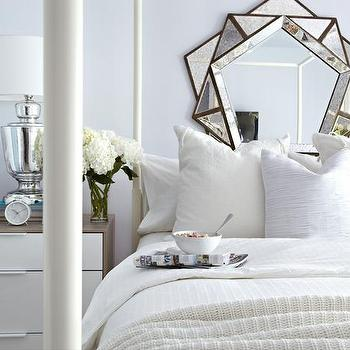 Ikea Canopy Bed, Transitional, bedroom, HGTV