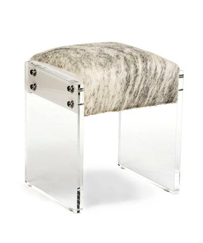 X Base Bench Vanity Stool Crate And Barrel