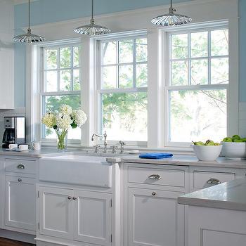 cottage kitchen - Kitchen Sink Rug