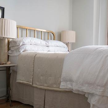 Brass Bed, Transitional, bedroom, Studio MRS