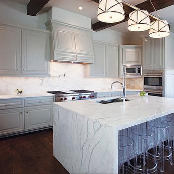 Waterfall Counters Design Ideas