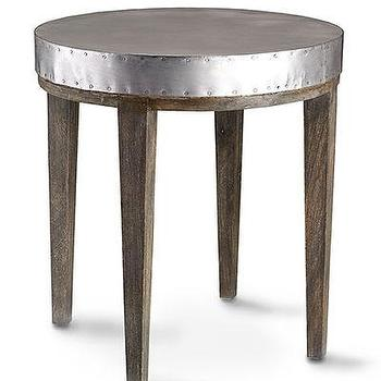 Threshold Mixed Material Accent Table I Target