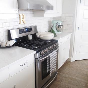 Oh My Dear Blog Mismatched Kitchen Cabinets