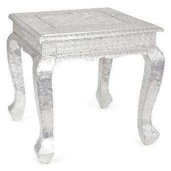 Small Silver Table, ZARA HOME