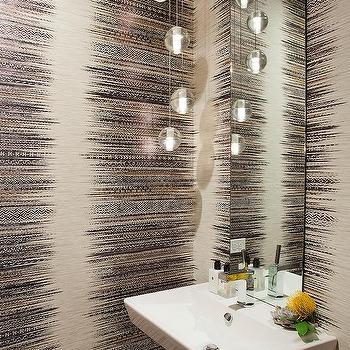 Contemporary Powder Rooms, Contemporary, bathroom, Studio Gild
