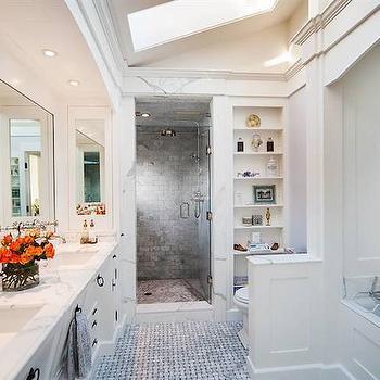 Skylight Bathroom