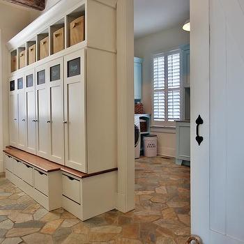 Mud Room Off Back Door Design Ideas