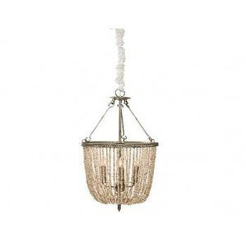 Pink Power Collection Chandelier No.7, BURKE DECOR