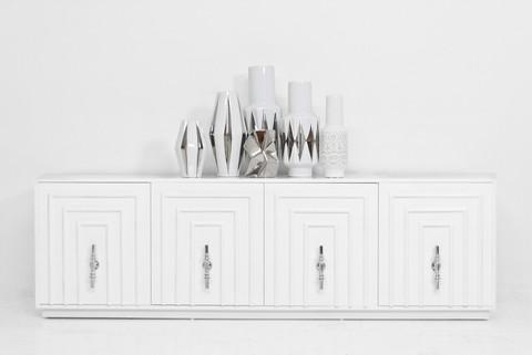Tangier Credenza In White I Roomservicestore