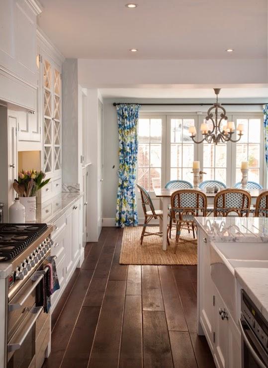 Eat In Kitchen Ideas Cottage Kitchen Lisette Voute Design