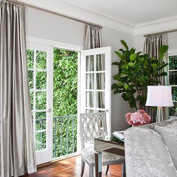 Sofa Desk, Transitional, living room, Smith Firestone Associates