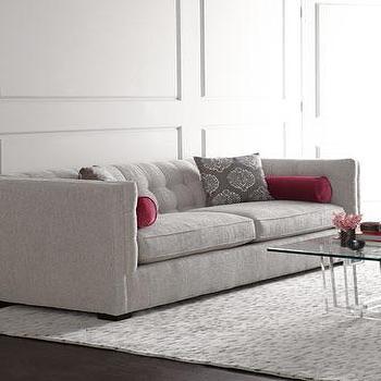 Sloan Grey Sofa