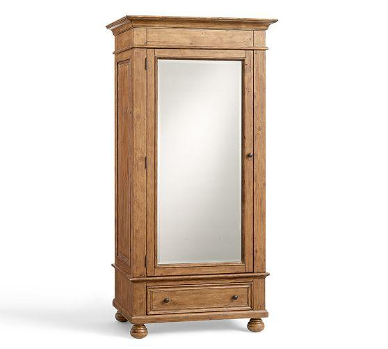American Classic Natural Armoire