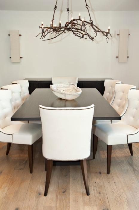 View Full Size Stunning Dining Room