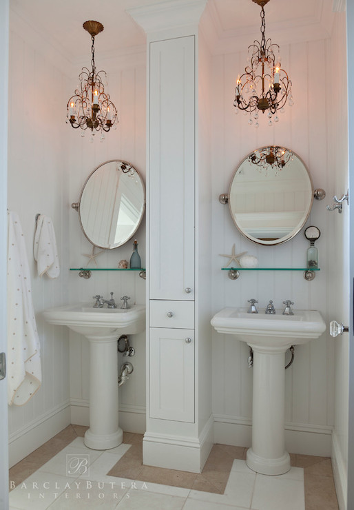 Bathroom Pivot Mirrors Design Ideas