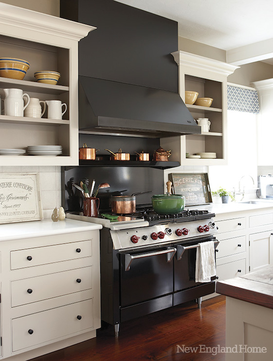 Open Kitchen Oven ~ Cabinets over stove design ideas