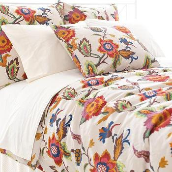 Alford Duvet Cover, Pine Cone Hill