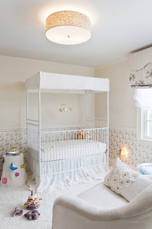 Whimsical Nursery Transitional Nursery Marks Amp Frantz