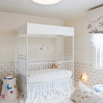 Whimsical Nursery, Transitional, nursery, Marks & Frantz