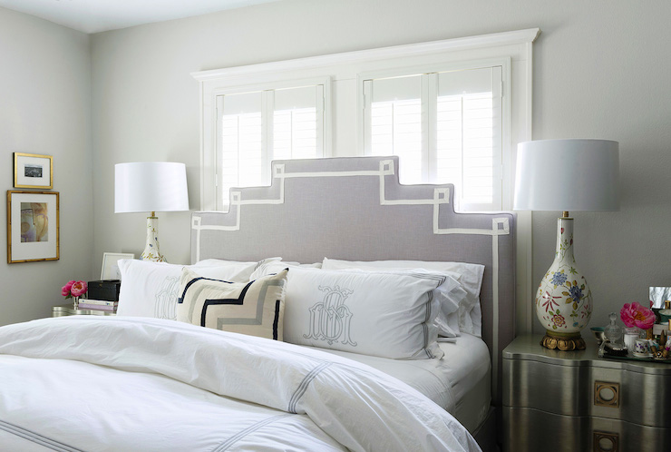 White And Beige Bedroom Ideas Traditional Bedroom