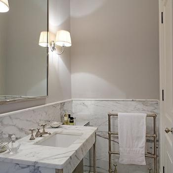 Bathroom Wainscoting Transitional Bathroom Jennifer