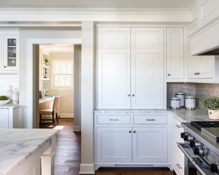 Paint Kitchen Cabinets White Benjamin Moore