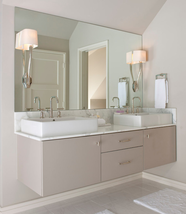 Dallas Bathroom Vanities: Washstand With Vessel Sink
