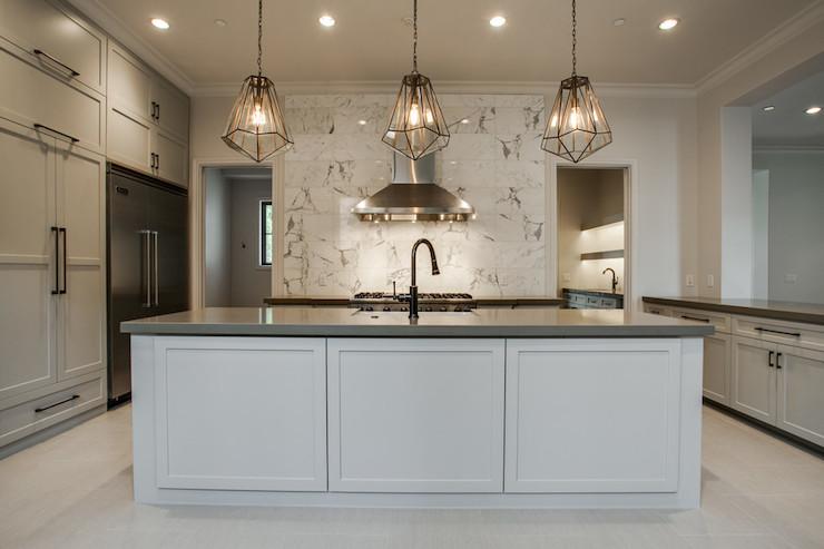 Hexagonal Shaped Kitchen Design Ideas