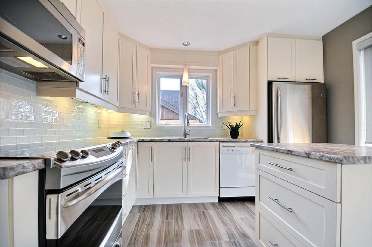 sherwin williams contemporary kitchen - photo #18