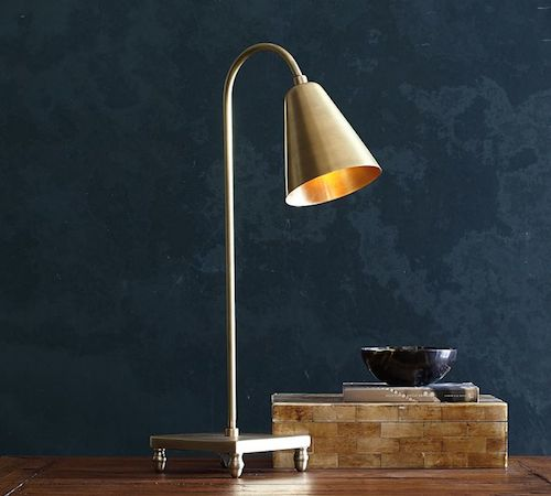 Lamps For Less: Pottery Barn Lily Task Table Lamp Look For Less