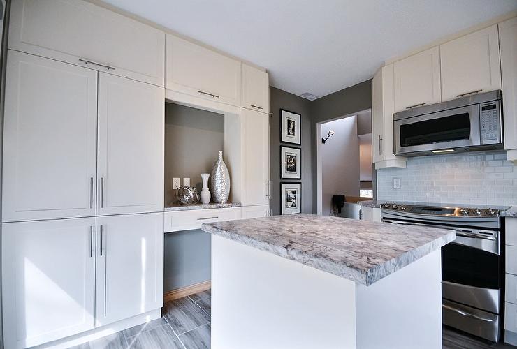 sherwin williams contemporary kitchen -#main