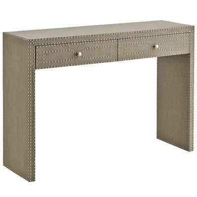 Ultimate Accents 57766co Madrid Nailhead Console Entry