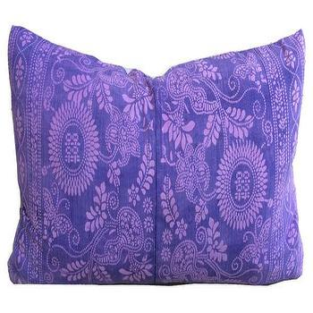 Purps Lumbar, Shoppe by Amber Interiors