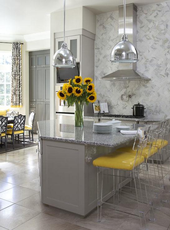 Gray Corian Countertops Design Ideas