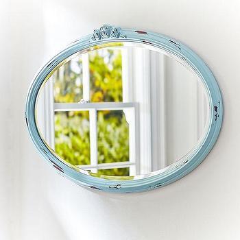 Vintage Flower Mirror, PBteen