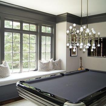 Pool table chandeliers design ideas vanderbilt velvet fabric aloadofball Gallery