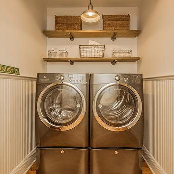 Shelves Over Washer Dryer Design Ideas
