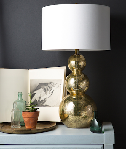 Lamps For Less: Julian Chichester Paris Lamp Look For Less