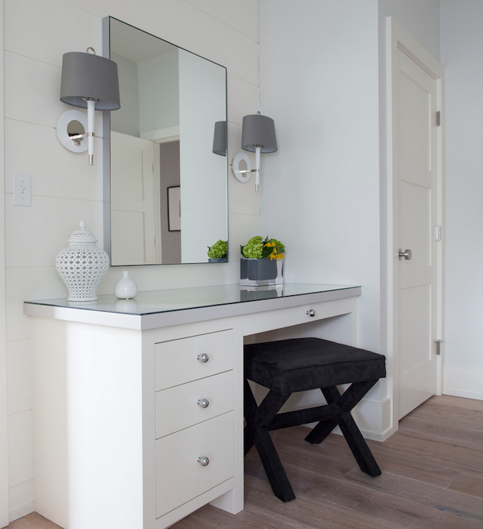 floating dressing table design ideas