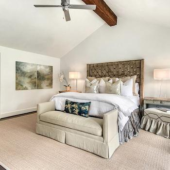 Modern French Bedrooms, French, bedroom, Talbot Cooley Interiors
