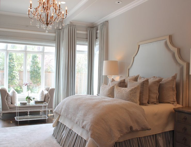 French Master Bedroom French bedroom Talbot Cooley Interiors Amazing Bedroom In French